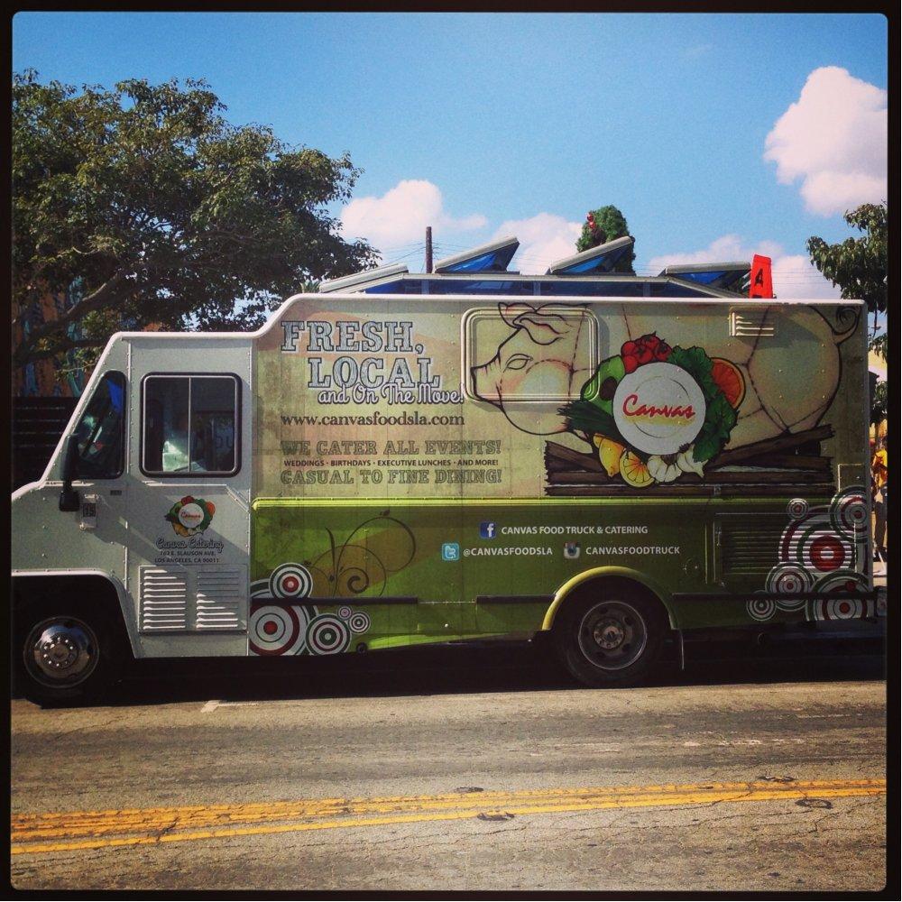 Hawaiian Food Trucks Los Angeles