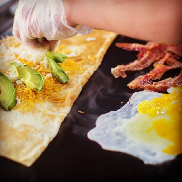Crepes Bonaparte Food Network