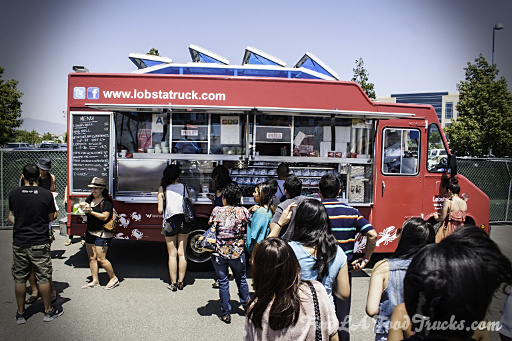 Lobsta food truck bookmylot for Authentic thai cuisine los angeles ca