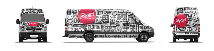 Recess Food Truck Los Angeles