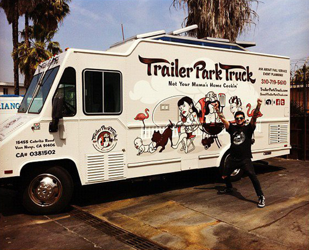 Trailer Park Food Truck Los Angeles